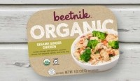 Beetnik's organic gluten-free entrees now in 4,300 stores