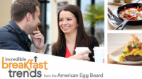 Eggs remain a breakfast constant, but how served is changing, AEB says