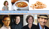Soup-to-Nuts Podcast: Overcoming challenges in plant-based innovation