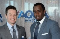 Sean 'Diddy' Combs, Mark Wahlberg promote  AQUAhydrate
