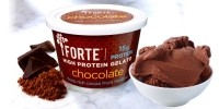 Forte Gelato repositioned as a decadent dessert in pint-sized packages