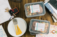 Power Supply provides prepared meal kits to fitness foodie crowds