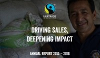 Fairtrade International releases Annual Report 2015 - 2016