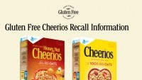 General Mills sued over recalled gluten-free Cheerios