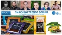 Join us today at the FoodNavigator-USA Snacking Trends Forum