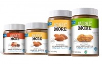 Naturally More brings probiotics to peanut, almond, hazelnut butters