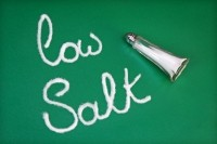 Stealth sodium reduction? Consumers are attracted to low sodium claims on foods, says new analysis