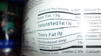 Trans fats associated with greater risk of heart disease, death, BMJ