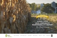 Hormel releases corporate responsibility report for 2016