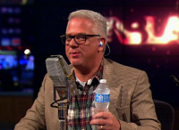 Still taken from Glenn Beck broadcast on Nestle Pure Life (www.glennbeck.com)