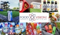 FOOD VISION USA highlights, DNA diets, Chobani, 3D printing, insects