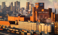 The iconic Molson brewery in Montreal (Picture Copyright: Molson Coors)