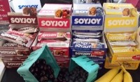 SoyJoy recently went through the gluten-free certification process