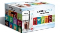 Keurig KOLD cold carbonation system hits stores in six cities