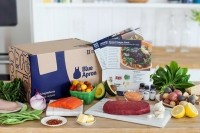 Blue Apron delivers brand awareness with meals to consumers' doors
