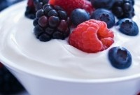 Whether yogurt is a health food or junk food depends on who is talking