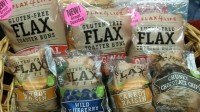 Flax rides popularity of gluten-free, vegan for 'resurgence' in food