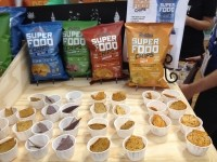 Rhythm Superfoods' Superfood chips combine non-GMO corn with vegetables and pea protein, hitting home on consumers' focus on minimally processed products, traceable ingredients and 'value beyond price'.