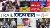 FOOD VISION USA trailblazers: Chaat, Hargol FoodTech, Funny Farm