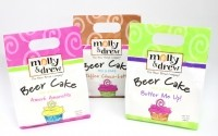 After the success of the original Beer Bread mix, molly&drew's product portfolio has diversified to include cake mixes, dips, and the newest 'mug cake' mix.