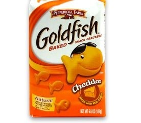 Goldfish natural food - photo#5