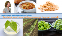 Soup-To-Nuts Podcast Evolving soy's marketing strategy beyond protein