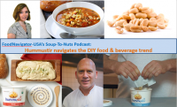 Soup-To-Nuts Podcast: Hummustir navigates potentail of DIY food trend