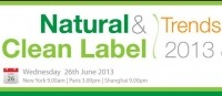 Does 'natural' amount to more than just a list of acceptable or unacceptable ingredients on a food label? What other cues are consumers looking for when deciding if a product is natural and wholesome? Find out on June 26 at Natural & Clean Label Trends 2013