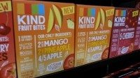 KIND Snacks wants to 'change the script' in the fruit snacks segment with new Fruit Bites