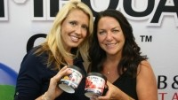 Umpqua Oats founders Mandy Holborow (left) and Sheri Price (right):