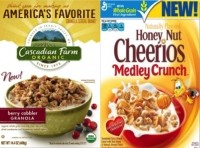 General Mills plans to launch new cereals in January, but won't change strategy to compete with discounters