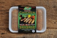 First Fresh Foods' chicken sausages to expand nationally