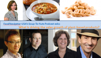 Soup-to-Nuts Podcast: What is driving the booming sales growth of plant-based products?