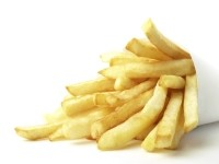 Could French fries fortified with protein lead to lower consumption levels?