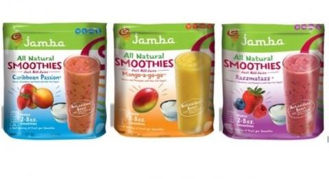 Jamba Juice Gluten Free Food