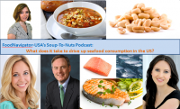 Soup-To-Nuts Podcast: What does it take to boost seafood consumption?