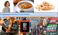 Soup-To-Nuts Podcast The rise and evolution of meat snacks in America