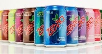 Zevia: Now with monk fruit, stevia and erythritol...