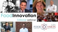 Food Innovation Forum in assoc with FOOD VISION USA