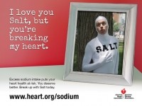 AHA education campaign pressures food manufacturers to reduce sodium