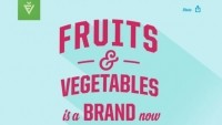 Fruits & veggies FNV ad campaign endorsed by FLOTUS and celebrities