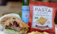 Jerry Bello on Pasta Chips, snacking trends, placement