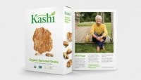Will a packaging refresh help to revitalize sales at Kashi - a brand Kellogg admits it needs to 'fix' following some strategic missteps?