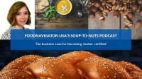 Soup-To-Nuts Podcast: The business case for kosher certification