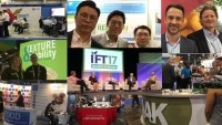 IFT 2017: Gums, stabilizers, advantame, and stevia