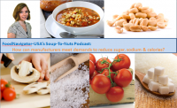 Soup-To-Nuts Podcast: Meeting sodium sugar & calorie reduction demands
