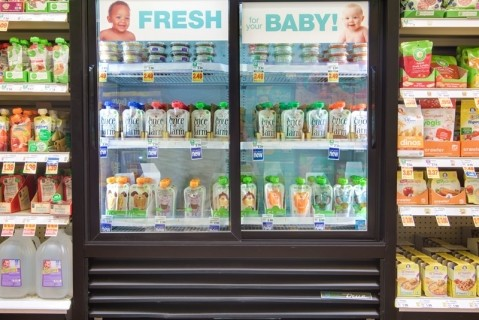 Kroger And Once Upon A Farm Partner To Test Coolers In