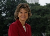 Alaskan senator Lisa Murkowski  is a vocal opponent of genetically engineered salmon, which she describes as 'Frankenfish'