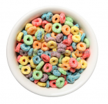 EWG report: On average, 34% of the calories in children's cereals come from sugar, with children's cereals and granolas containing 40% more sugar on average than adult cereals and twice that of oatmeal.