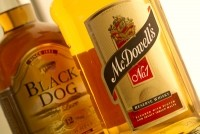 Two of United Spirits' leading brands (Picture Copyright: Diageo)